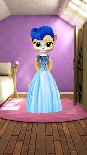 Emma the Cat - My Talking Virtual Pet 2.9 screenshots 2