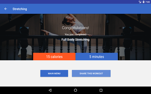 Flexibility Training & Stretching Exercise at Home 1.6.2 Screenshots 8