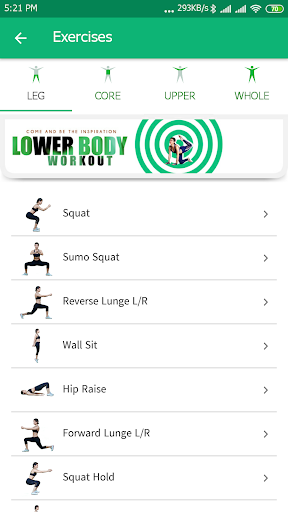T Fitness 1.2.1 Screenshots 3