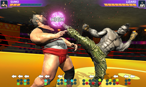 Club Fighting Games 2021 1.2 screenshots 3