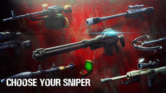 Zombie Hunter Sniper: Last Apocalypse Shooter 5