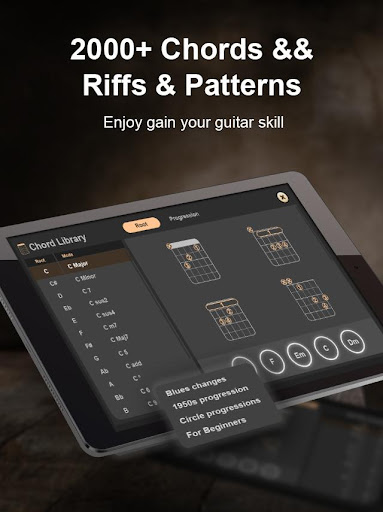 Real Guitar - Music game & Free tabs and chords! 1.2.1 Screenshots 12
