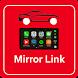 Mirror Link Car - Bluetooth USB