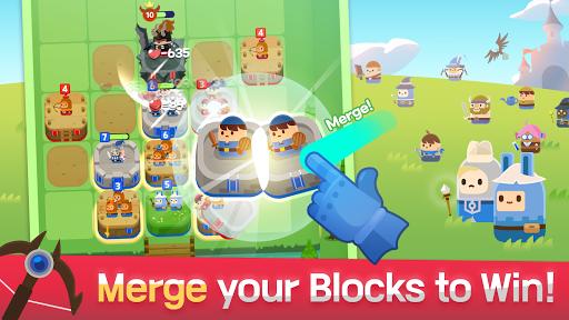 Merge Tactics: Kingdom Defense android2mod screenshots 13