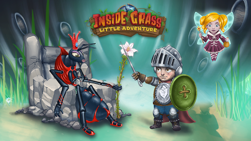 inside grass: a little adventure screenshot 1
