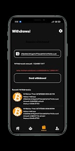 Bitcoin Mining – Fast Bitcoin Cloud Mining For Android 3