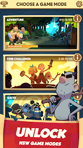 Almost a Hero – Idle RPG Clicker MOD Apk 4.6.2 (Free Shopping) 1
