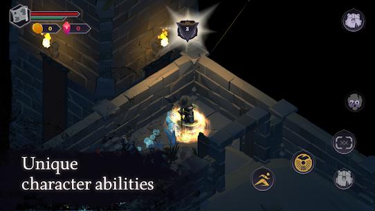Dread Rune: Roguelike Dungeon Crawler Mod Apk 0.44.7 (God Mode + Unlimited Diamonds) 3