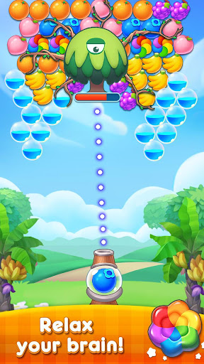 Bubble Fruit Legend apkpoly screenshots 3
