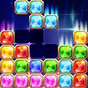 Puzzle Block Egyptian Quest