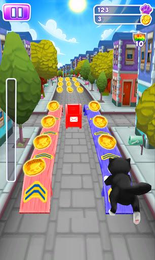 Cat Run Simulator - Kitty Cat Run Game  screenshots 2