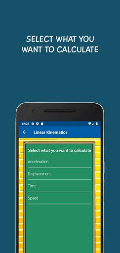 Physics Calculator apktram screenshots 2