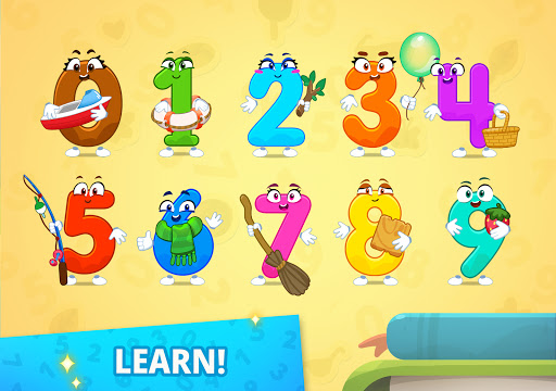 Numbers for kids - learn to count 123 games! 0.7.26 screenshots 7