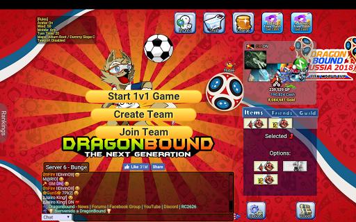 DragonBound  screenshots 1