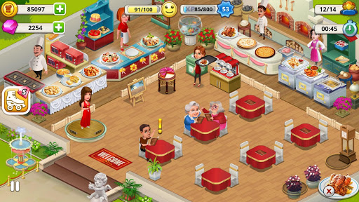 Cafe Tycoon u2013 Cooking & Restaurant Simulation game 4.6 screenshots 6