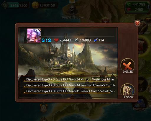 Heroes of Camelot 9.4.5 screenshots 10