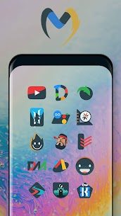 Material UI Dark Icon Pack v1.13 [Patched] 3