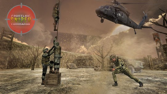 How to Run Army Sniper Kill Shot for PC (Windows 7,8, 10 and Mac) 2