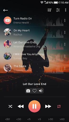 Music player 84.1 Screenshots 2