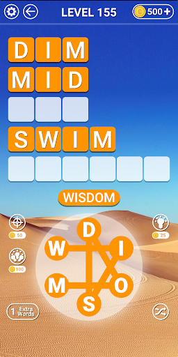 Word Connect - Free offline Word Game 2020 apkpoly screenshots 6