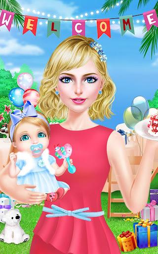 Baby Shower Day - Party Salon 1.3 Screenshots 12