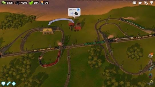 DeckEleven's Railroads 2 Mod Apk 3.0.4 (Unlimited Money) 6