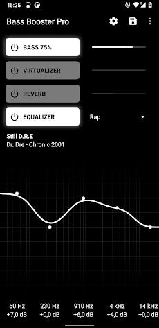 Bass Booster - Music Equalizerのおすすめ画像1
