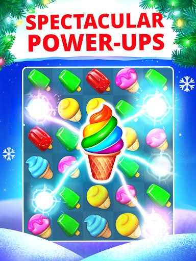 Ice Cream Paradise - Match 3 Puzzle Adventure 2.7.5 screenshots 11
