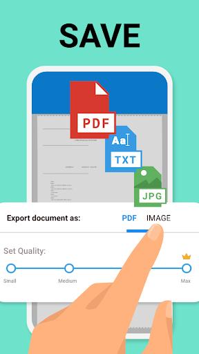 Scanner Go- PDF Scanner, PDF Maker, Camera Scanner apktram screenshots 2