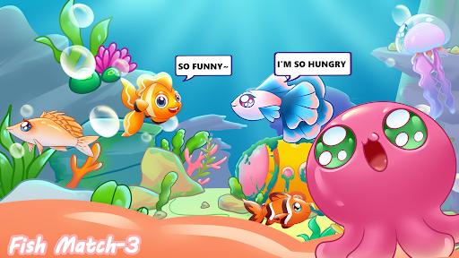 Fish Crush Puzzle Game 2021  screenshots 6