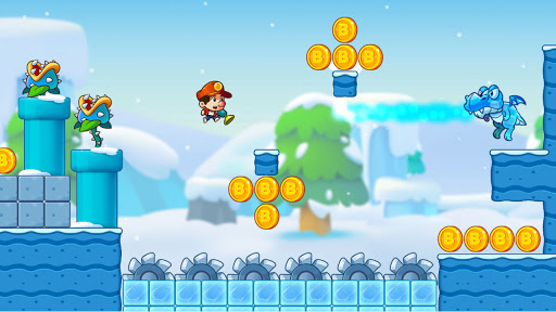 Super Jack's World - Free Run Game 1.32 screenshots 6