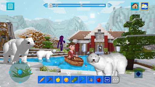 Terra Craft: Build Your Dream Block World 1.6.5 screenshots 4