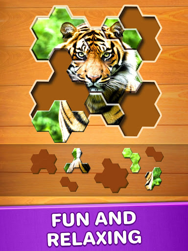 Jigsaw Puzzles Hexa ud83eudde9ud83dudd25ud83cudfaf 2.2.5 screenshots 19