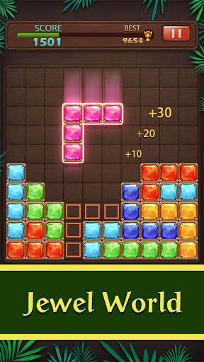 Block Puzzle - Jewels World 1.7.4 screenshots 1