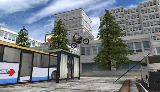 stunt bike 3d premium screenshot 2