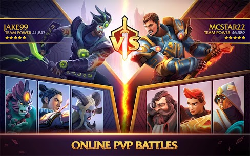 FORGED FANTASY MOD APK UNLIMITED EVERYTHING