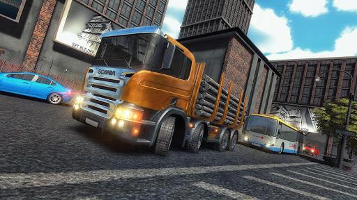 Offroad Truck Construction Transport  Paidproapk.com 5