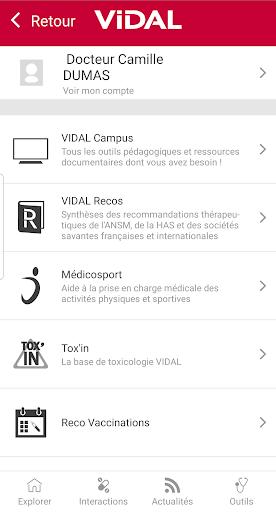 VIDAL Mobile 5.2.3 Screenshots 3