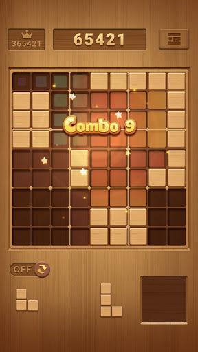 Wood Block Sudoku Game -Classic Free Brain Puzzle screenshots apkspray 2