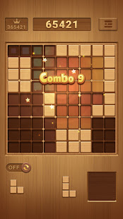 Wood Block Sudoku Game -Classic Free Brain Puzzle 1.7.4 Screenshots 2
