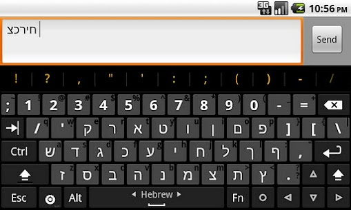 Free Hacker' s Keyboard Apk Download 2021 3