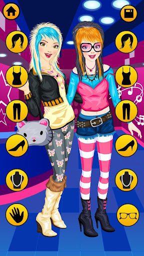 Best Friends Dressup for Girls - Free BFF Fashion 3.2 screenshots 8