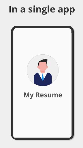 Make CV in PDF - Free Curriculum Vitae android2mod screenshots 4