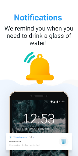 Foto do Water Reminder - Daily Water Tracker