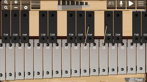 Marimba, Xylophone, Vibraphone Real 2.1.1 screenshots 2