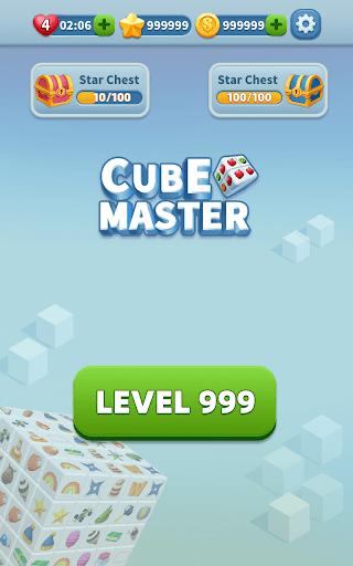 Cube Master 3D - Match 3 & Puzzle Game Apkfinish screenshots 9