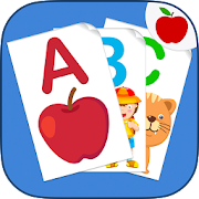 ABC Flash Cards for Kids - Game to learn English
