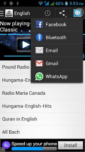 Listen FM Online For PC Windows (7, 8, 10, 10X) & Mac Computer Image Number- 10