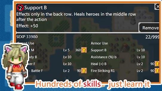 Unlimited Skills Hero Mod Apk (Unlimited Money) 3