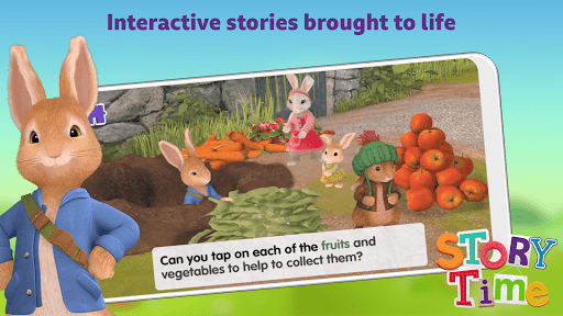 BBC CBeebies Storytime – Bedtime stories for kids 2.12.1 screenshots 1